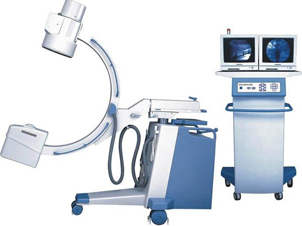 C型臂高频移动式X光机